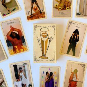 Melande Strands Tarot deck Australia