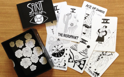 5 Clues You're In Deep With Your Tarot Cards (And You Love It!)