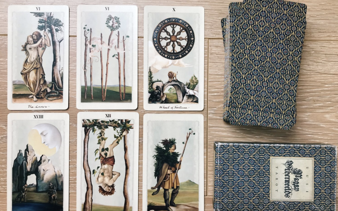 A Tarot Spread for Coping With Change