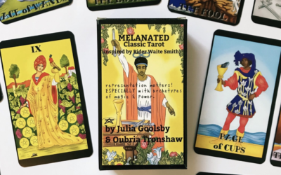 Introducing The Melanated Classic Tarot!