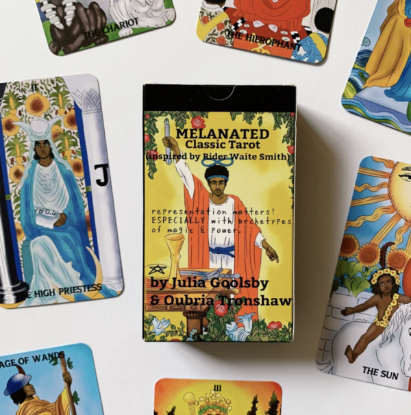 Melanated Tarot deck Australia
