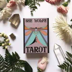 She Wolfe Tarot Australia