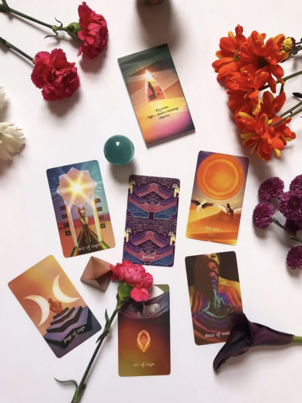 SERPENTFIRE TAROT 7TH EDITION Australia
