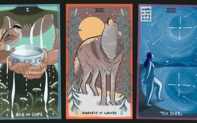 Nature-Inspired Tarot with Mariza Ryce Aparicio-Tovar, Creator of The Gentle Tarot