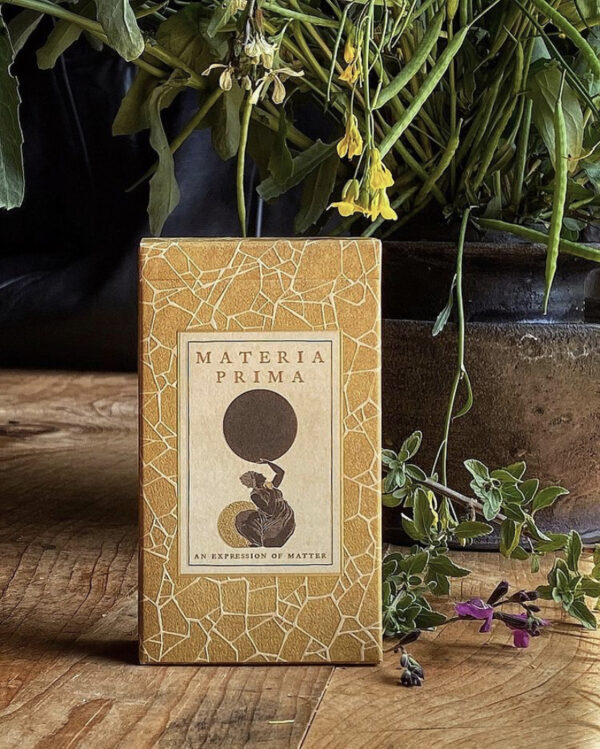 Materia Prima: An Expression of Matter Oracle Deck