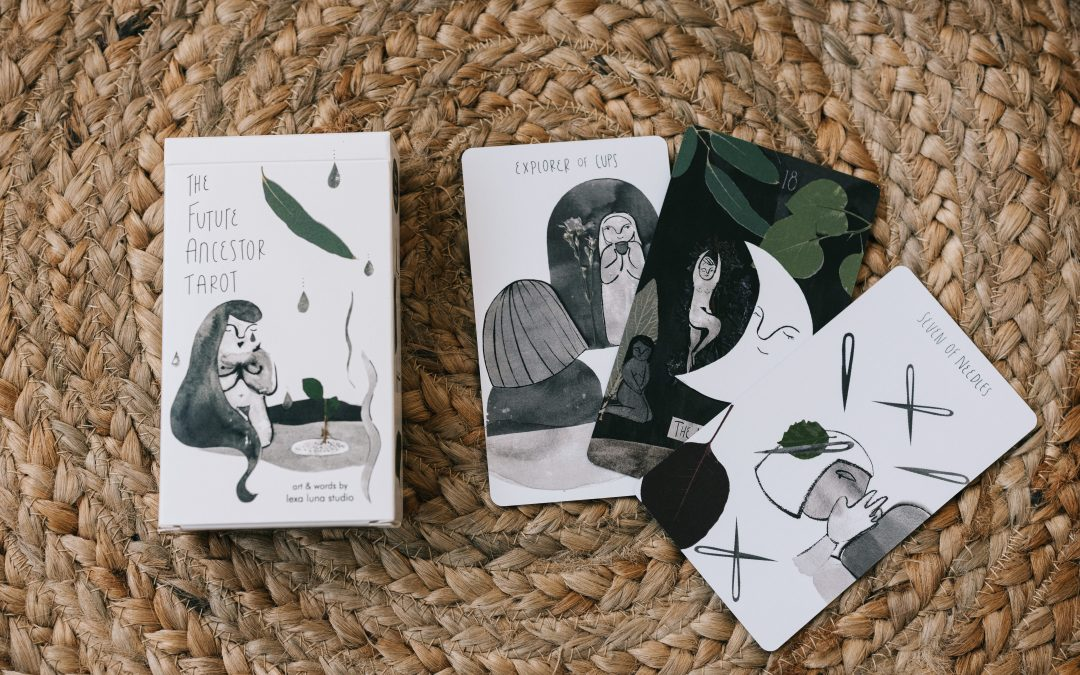 Past and Future On the Cards: An interview with Alexa Villanueva, creator of the Future Ancestor Tarot